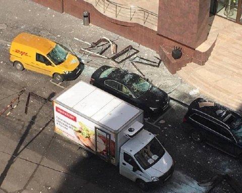 В Москве прогремел мощный взрыв в бизнес-центре: первые фото и видео