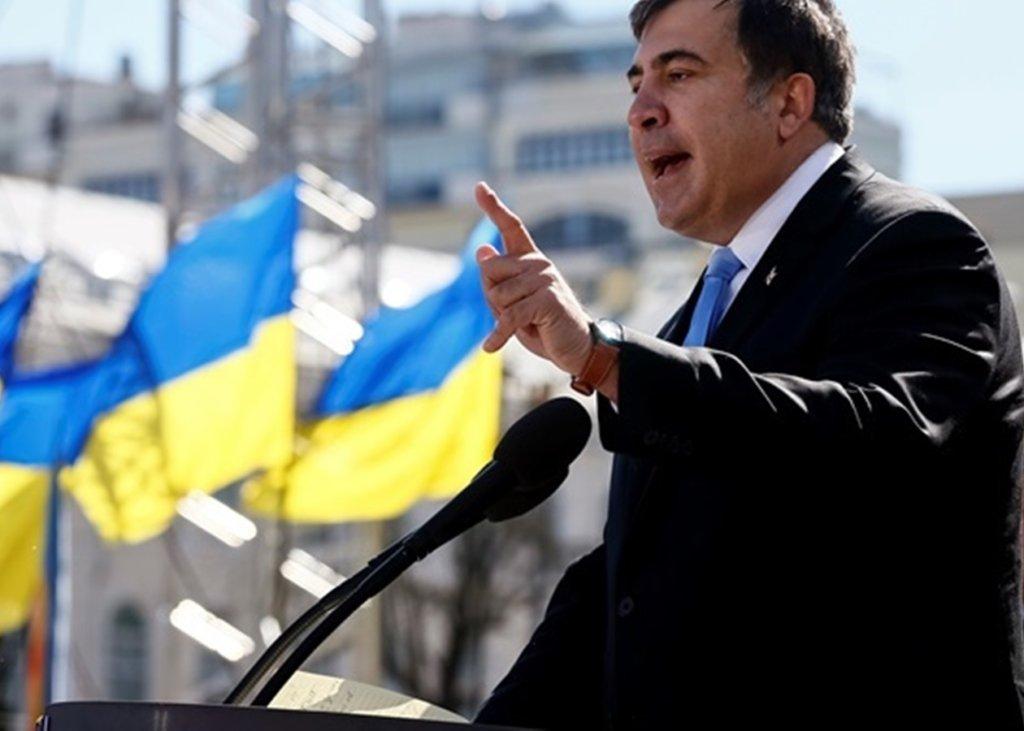 Саакашвили может стать советником Зеленского: что об этом известно