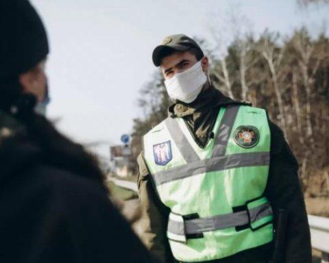 Село Давыдов под Львовом изолировали из-за коронавируса
