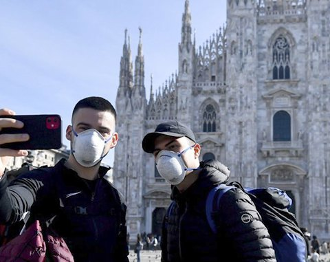 Коронавирус: Италия сообщила о наименьшем количестве смертей за более чем 3 недели