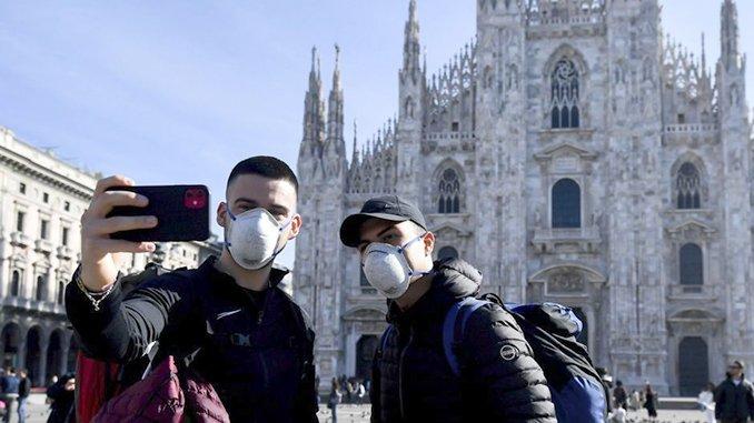 Коронавірус: Італія повідомила про найменшу кількость смертей за більш ніж 3 тижні