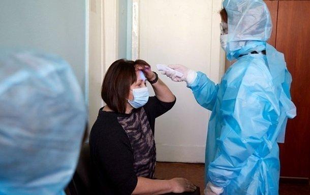 Коронавирус в Украине: число новых случаев за сутки установило антирекорд