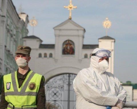 Все священники Киево-Печерской лавры больны коронавирусом
