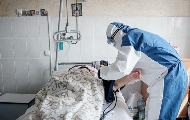 Смертність від коронавірусу в Україні: озвучено невтішну статистику