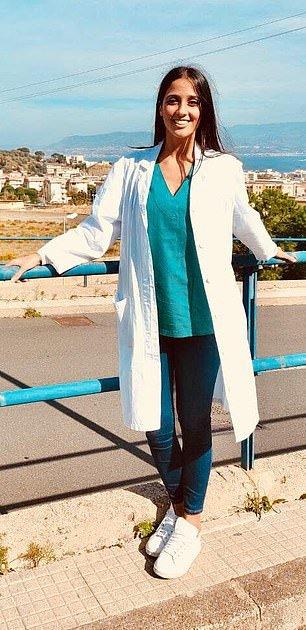 В Италии медбрат задушил свою девушку-врача, решив, что она заразила его Covid-19