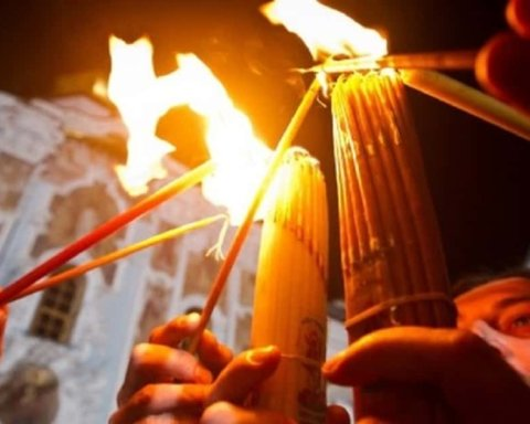 Сходження Благодатного вогню: де дивитися онлайн-трансляцію