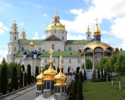 Почаевская лавра стала причиной вспышки коронавирус на Тернопольщине