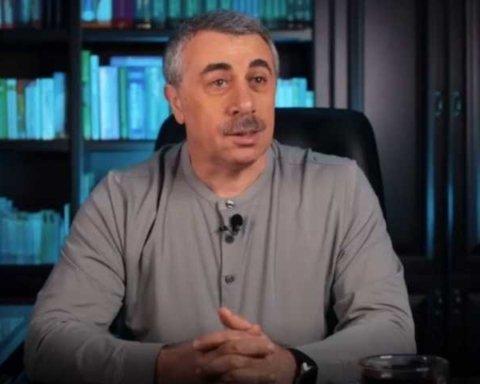 Комаровський розкритикував нові правила карантину в Україні