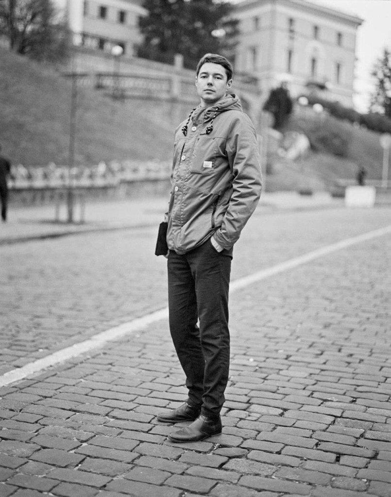 """""""Роблю так, як повинен робити чоловік"""": Микола Мельник про добровольців, Донбас та Зеленського"""