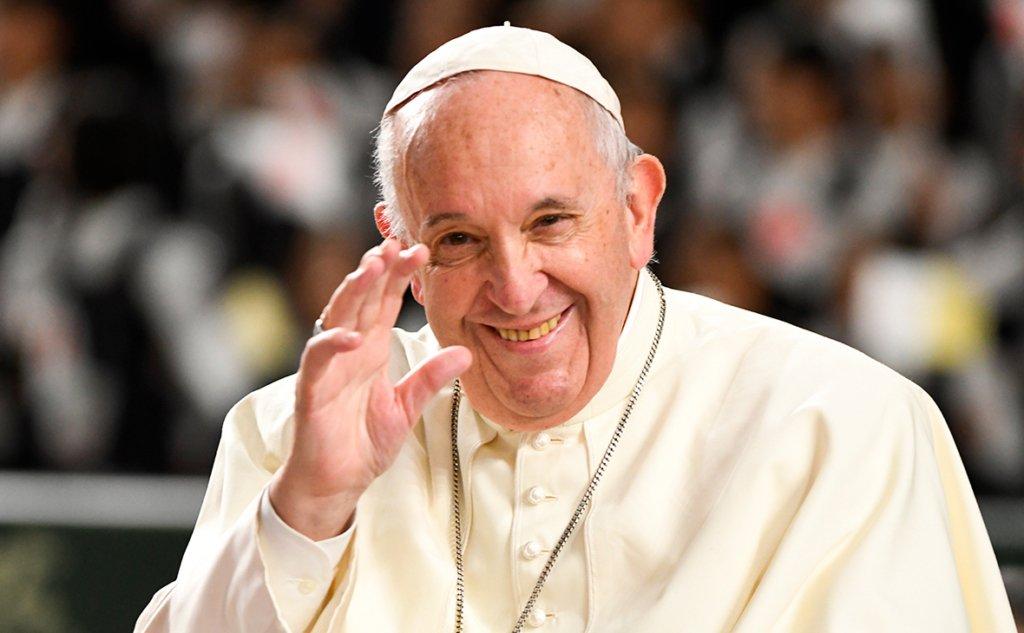 Папа Римський привітав християн східного обряду