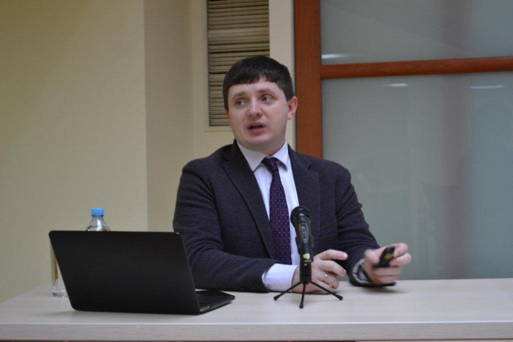 Євген Грушовець: «зліт» кар'єрними сходами