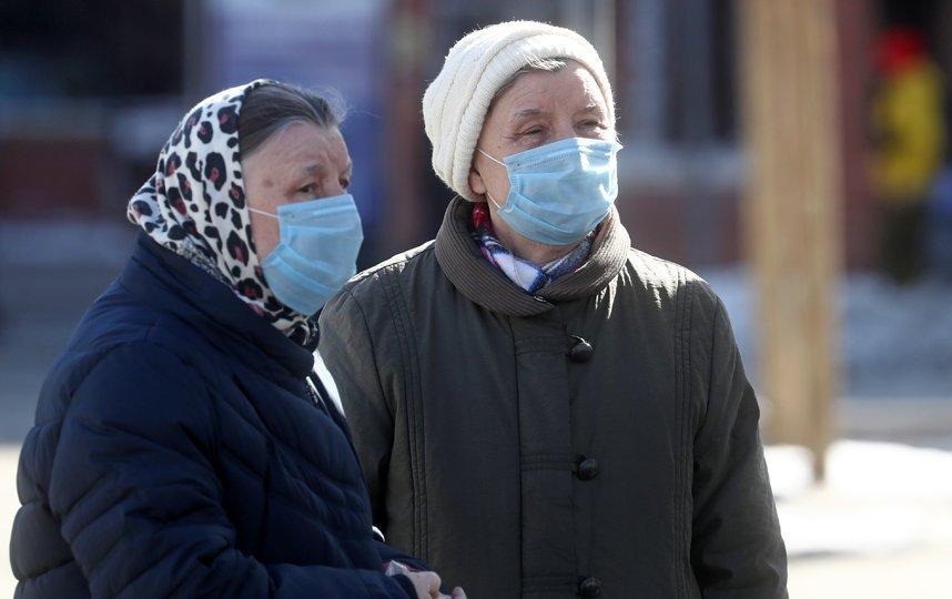 Коронавірус у літніх людей: стало відомо про нетипові симптоми
