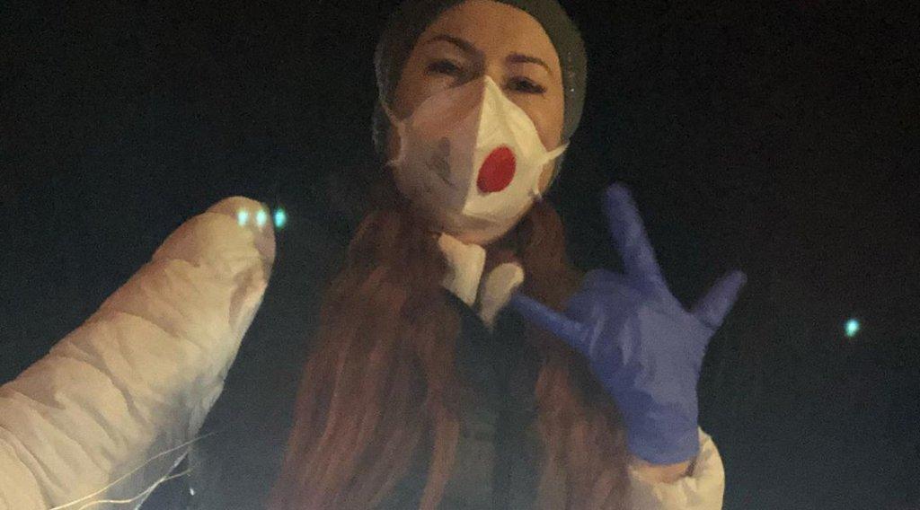 Больная на коронавирус российская актриса сбежала из карантина