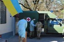 Коронавірус у ЗСУ: захворіли ще троє військових