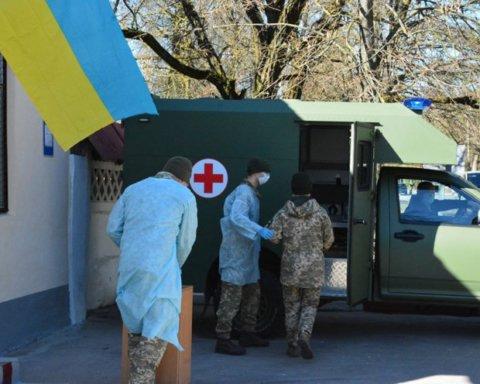 Коронавирус в ВСУ: заболели еще трое военных