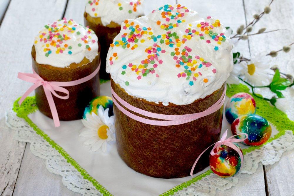 Пасхальные куличи: проверенные рецепты праздничной выпечки