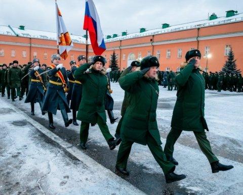 Путін під загрозою: охорона Кремля заразилася коронавірусом