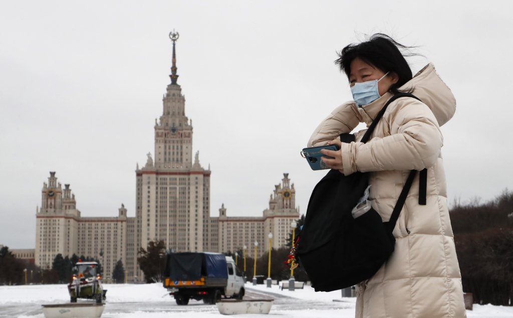 У Росії коронавірусом заразилися 300 тисяч чоловік
