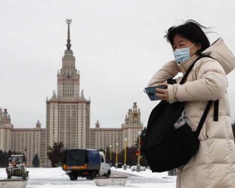В России коронавирусом заболели уже более 50 тысяч человек