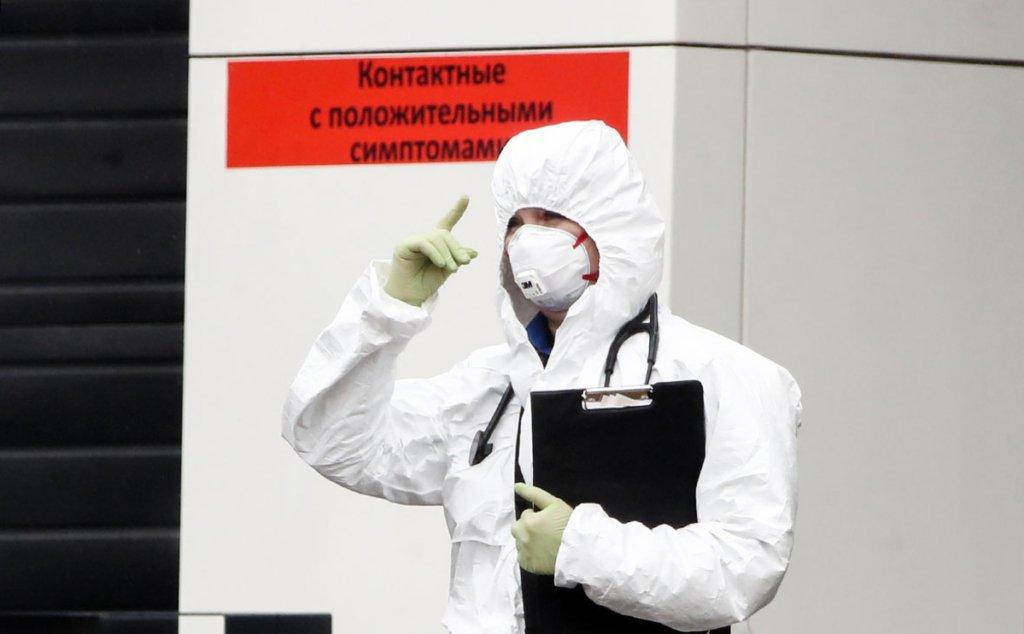 Коронавирус: в России осталась только одна «здоровая» республика