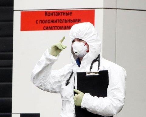 Коронавирус в России: инфицированы более 114 тысяч человек