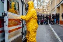 Коронавірус в Україні: у критичному стані вже майже півсотні людей