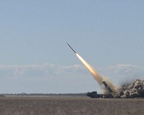 В Украине успешно испытали уникальную ракету, которая поражает цель на расстоянии 120 км