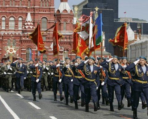 9 травня у Росії: у Путіна задумалися про перенесення параду