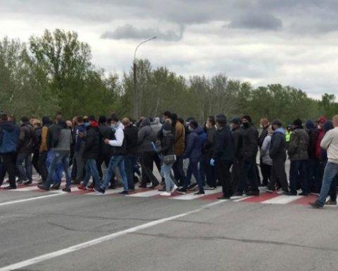 В Херсонской области назревают протестные настроения: причина