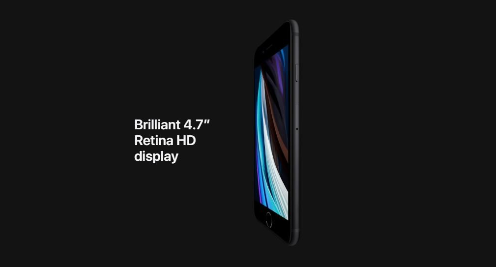 Apple презентовала долгожданный iPhone SE: характеристики