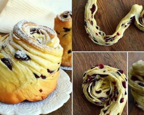 Паска краффін: дуже смачний та легкий рецепт
