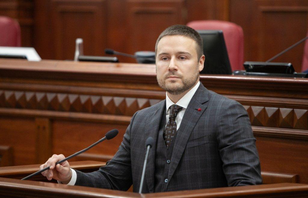 У Києві топ-чиновник КМДА влаштував бійку з поліцейськими