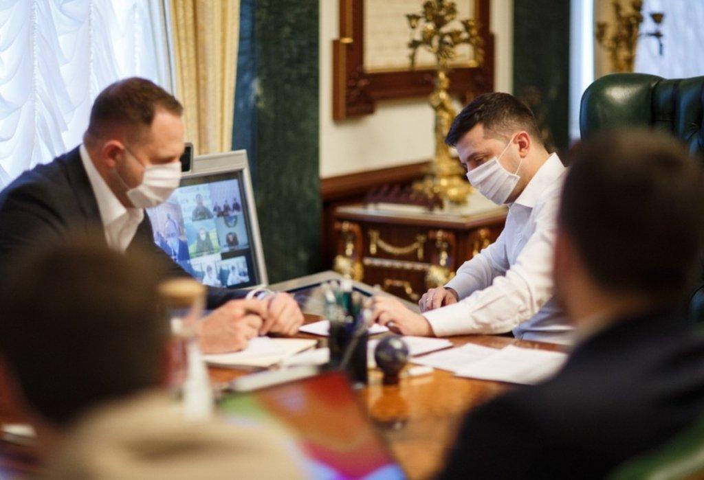Зеленський провів перше засідання Нацради реформ та назвав свою головну мету