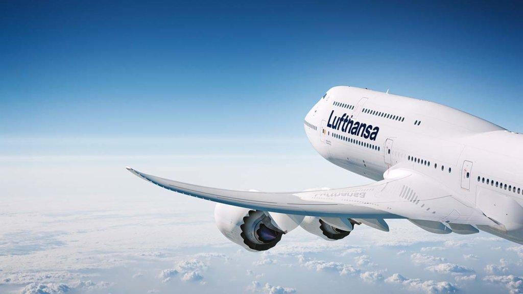 Lufthansa починає польоти в 20 напрямках