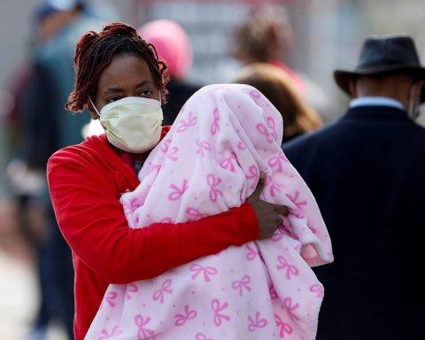 Коронавірус вбиває темношкірих на 75% частіше за білих людей