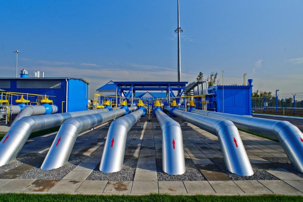 """""""Газпром""""  почав відкачувати російський газ з Німеччини через падіння попиту"""