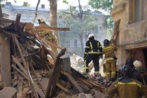 Обвал житлового будинку в Одесі: з'явилися нові дані про постраждалих