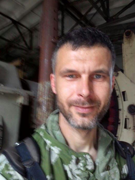 Под Киевом убили ветерана АТО: подробности и фото военного