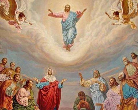 Вознесіння Господнє 2020: найкращі привітання у віршах і прозі