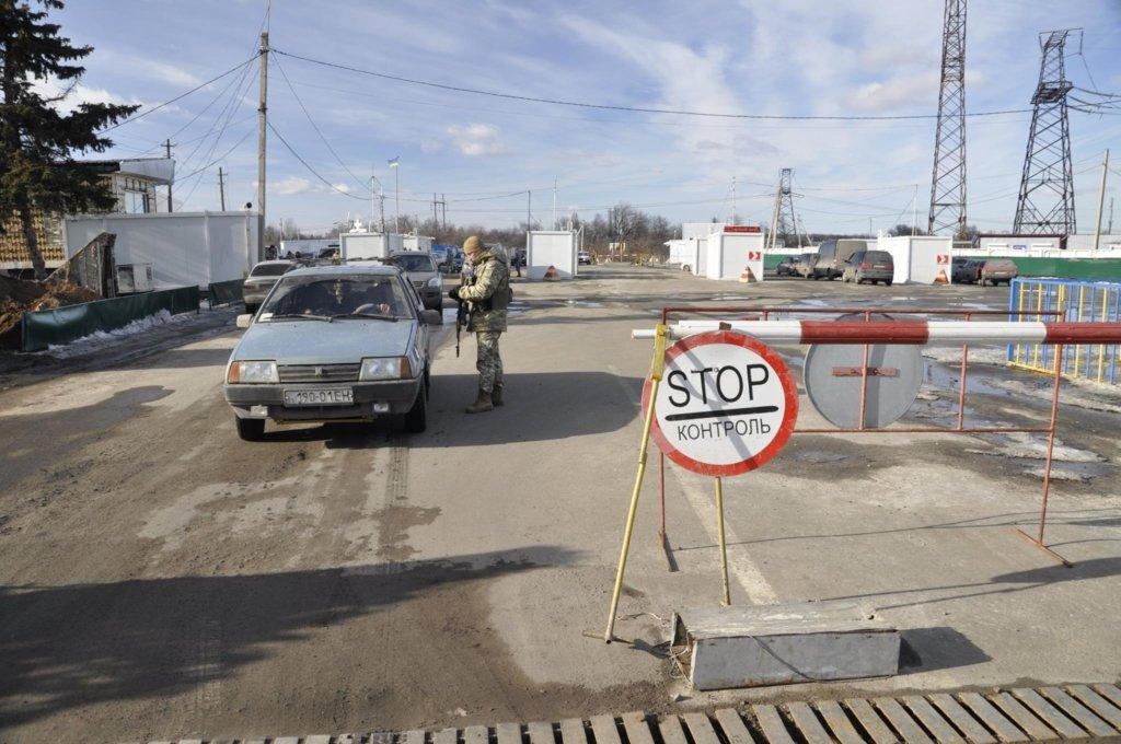 Украина откроет новые КПВВ на Донбассе 10 ноября — Кравчук