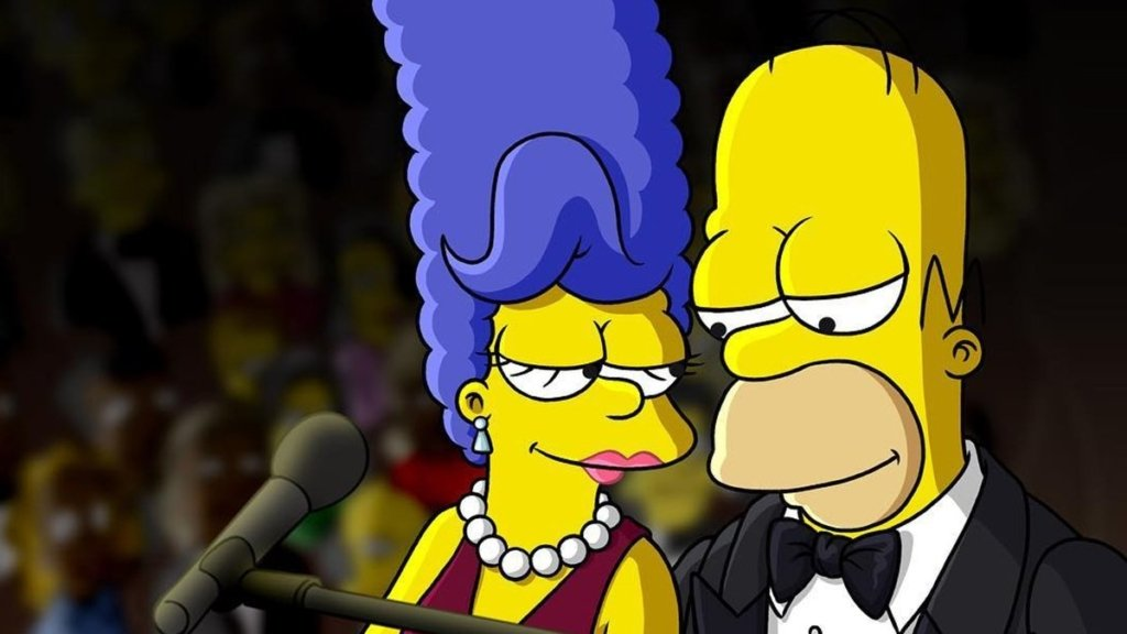 Художник перенес героев Simpsons в реальную жизнь: забавные фото