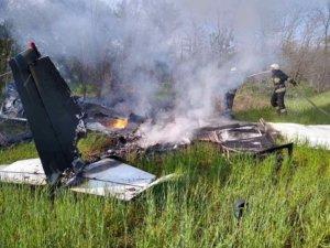 У Дніпрі сталася авіакатастрофа, ніхто не вижив: перші фото трагедії