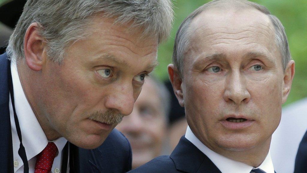 Песков заразился коронавирусом: стало известно, когда они виделись с Путиным
