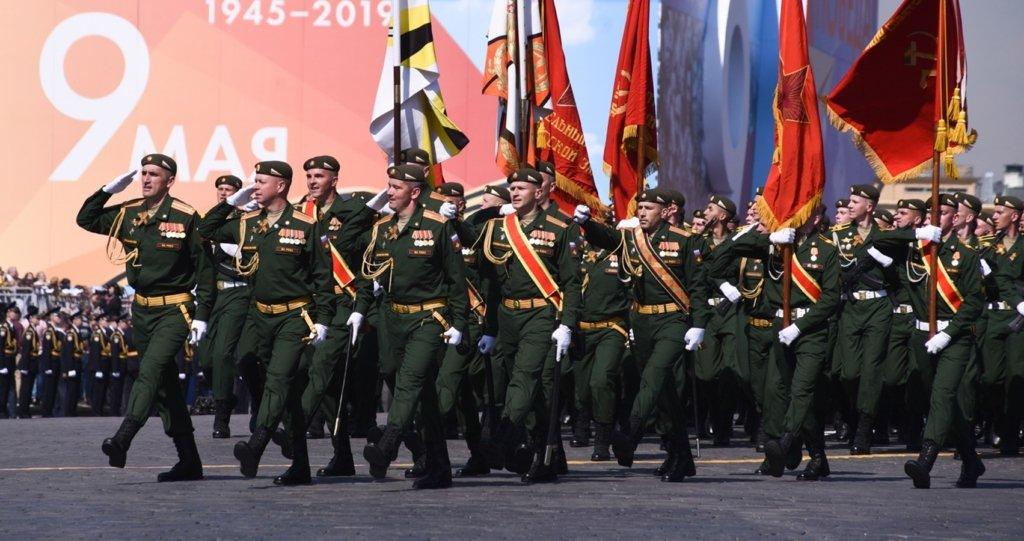 Путін оголосив дату проведення параду Перемоги