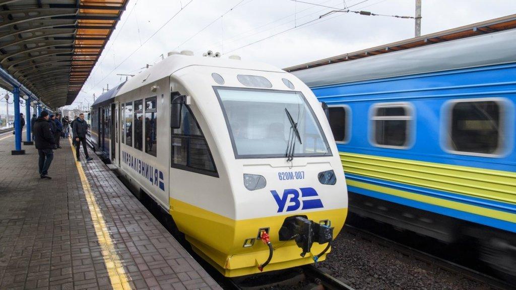 1 июня в Украине возобновляют железнодорожное пассажирское сообщение
