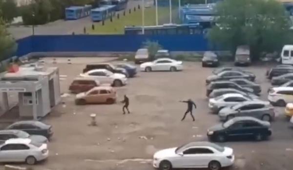 После перестрелки в Москве введен план «Перехват»