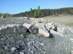 У Криму сталася екологічна катастрофа: фото наслідків