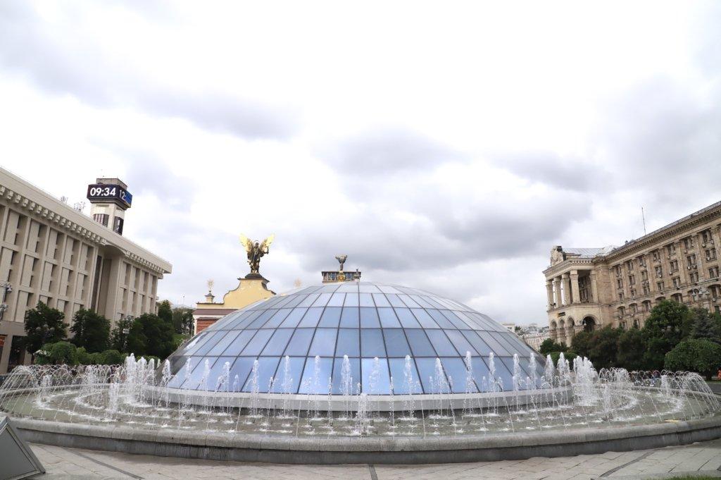 Как прошел День Киева при карантине