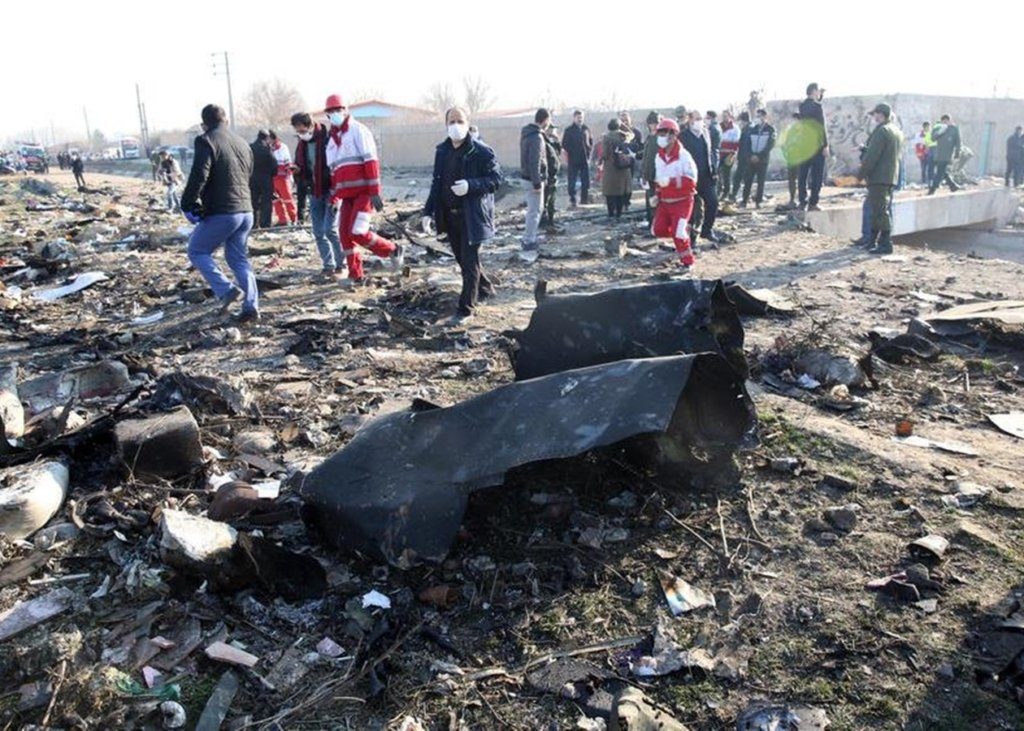Авіакатастрофа МАУ: в Міноборони Ірану назвали винного
