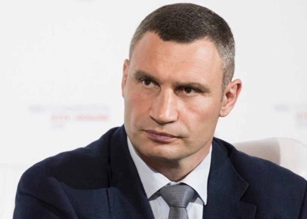 Кличко заявив, що знову балотуватиметься на посаду мера Києва